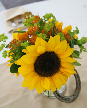 RF0425-Country Sunflower Arrangement