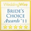 Brides Choice 2011 Badge