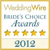 Brides Choice 2012 Badge